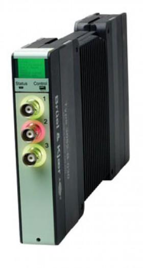 3-канальный анализатор звука и вибрации
