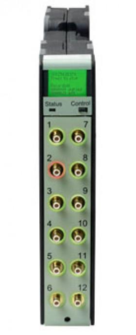 многоканальный анализатор сигналов вибрации/шума
